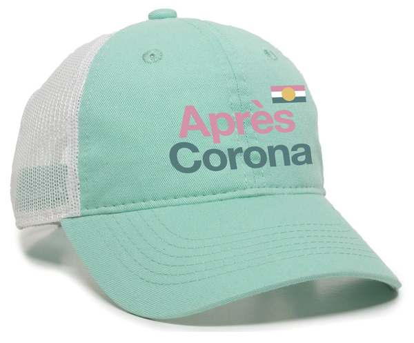 TBV Limited Edition Apres Corona Hats - T. Georgiano's