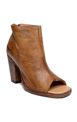 BedStu Onset Peep Toe Bootie