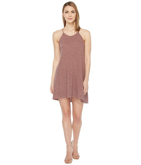 LANSTON Tie Back Mini Dress
