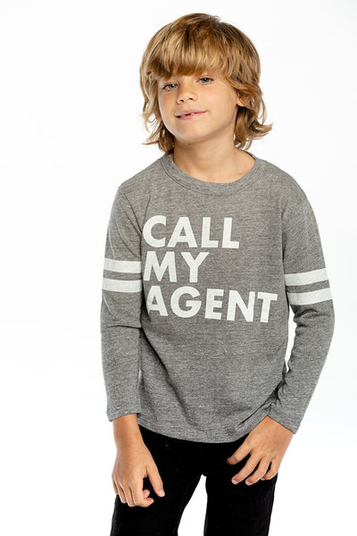 CB1119 Call My Agent - T. Georgiano's