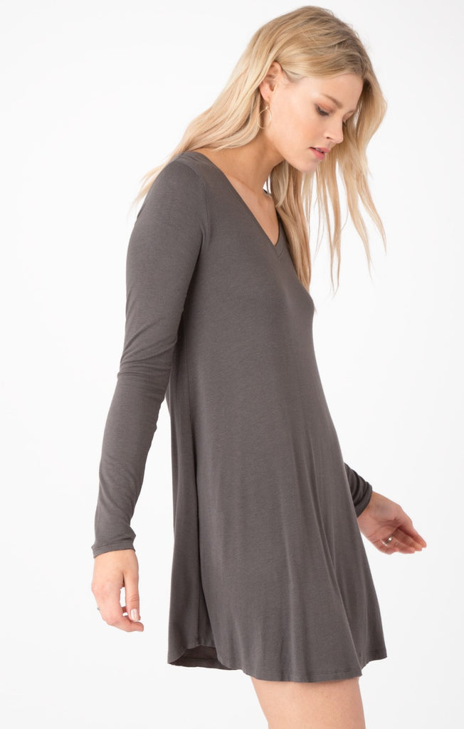 Z Supply The L/S Breezy Dress - T. Georgiano's