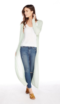 Vanessa Long Cardigan