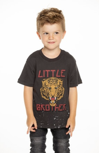 BIG BRO BOYS GAUZY COTTON S/S TEE