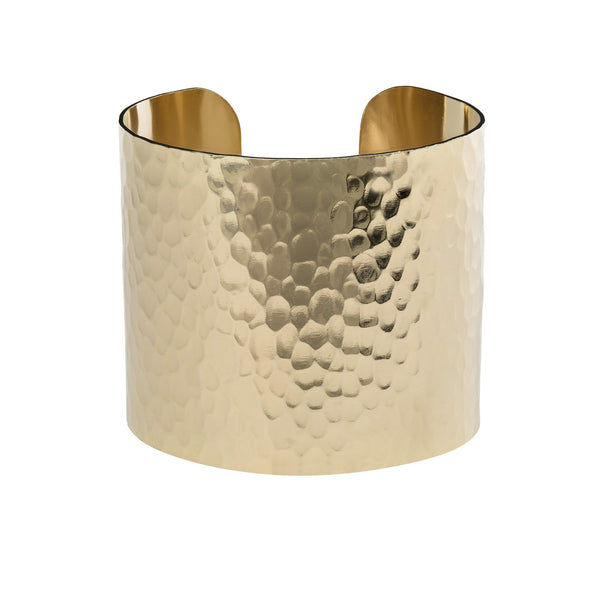 "Hammered 2"" Cuff - T. Georgiano's"