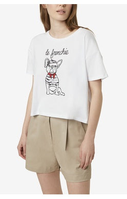 Le Frenchie Tee - T. Georgiano's