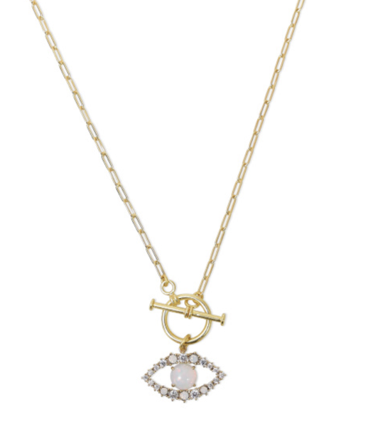 Time after Time Necklace - T. Georgiano's
