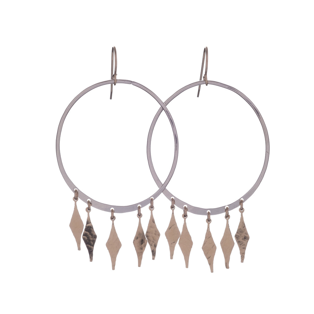 Dream Catcher Earrings - T. Georgiano's