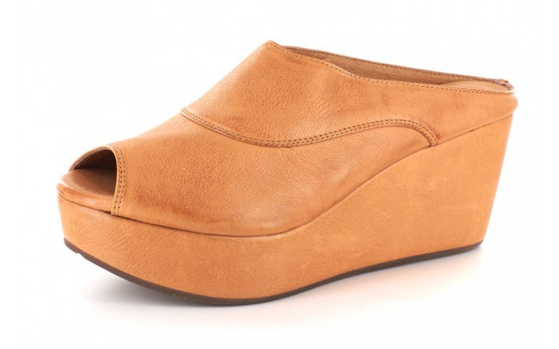 Chocolat Blu Wind Tan Wedge - T. Georgiano's