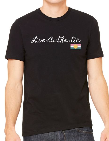 The Mak Live Authentic Tee w/ ™