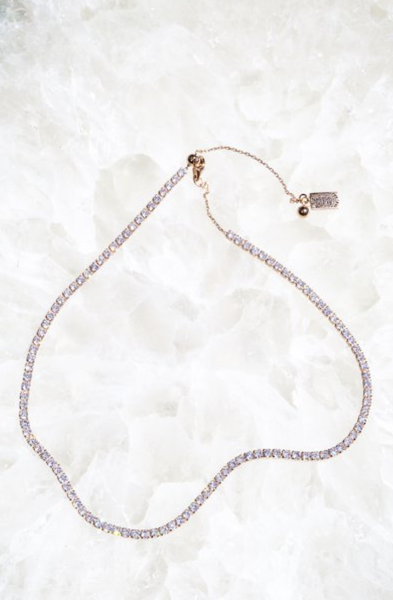 Shimmer Necklace - T. Georgiano's