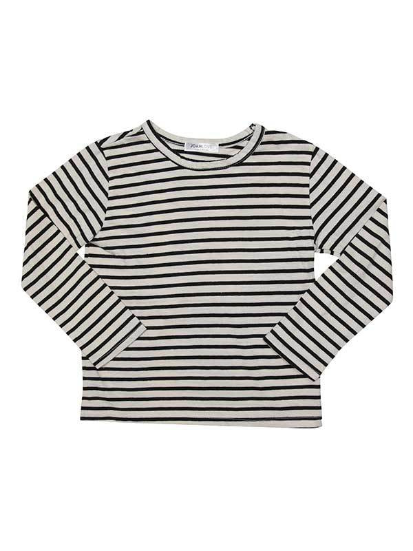 Joah Love BRETT Stripe Jersey Long Sleeve