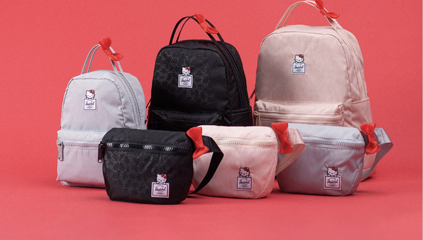 Hello Kitty x Herschel Nova MID F - T. Georgiano's