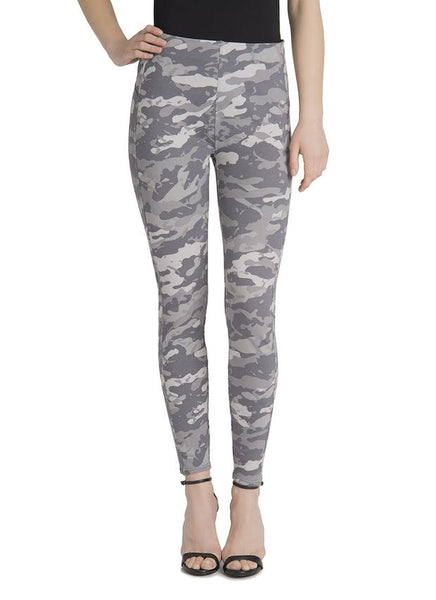 Lysse Soho Canvas Legging Smoke Camo - T. Georgiano's