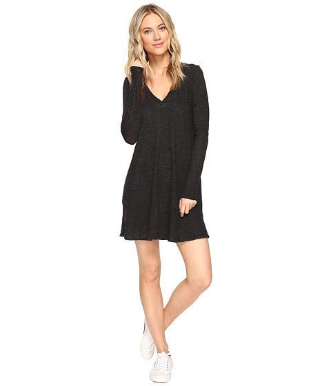 LANSTON L/S Pocket Dress