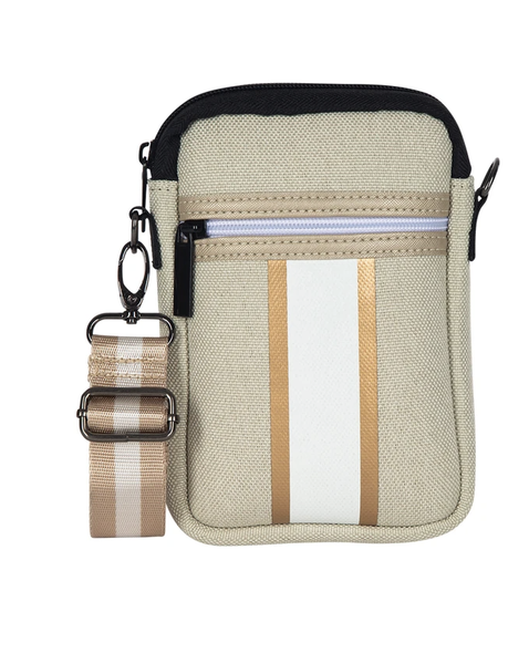 Casey Crossbody Dune - T. Georgiano's