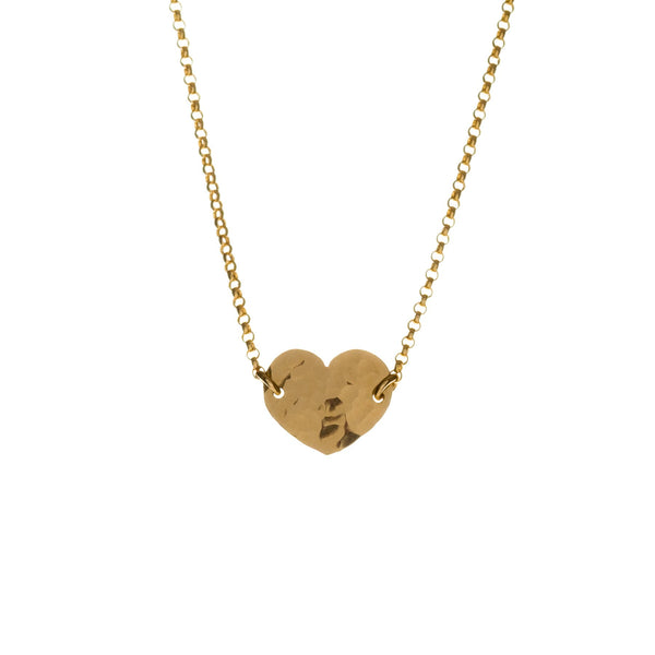 Heart Necklace - T. Georgiano's