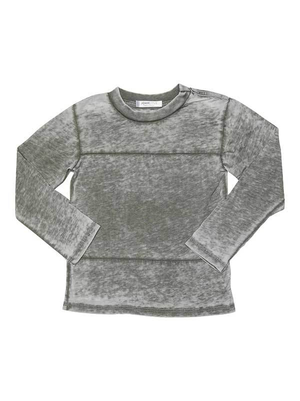 Joah Love Callen Distressed Long Sleeve - T. Georgiano's