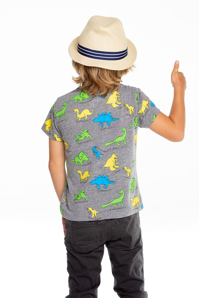 Dino Party Tee - T. Georgiano's