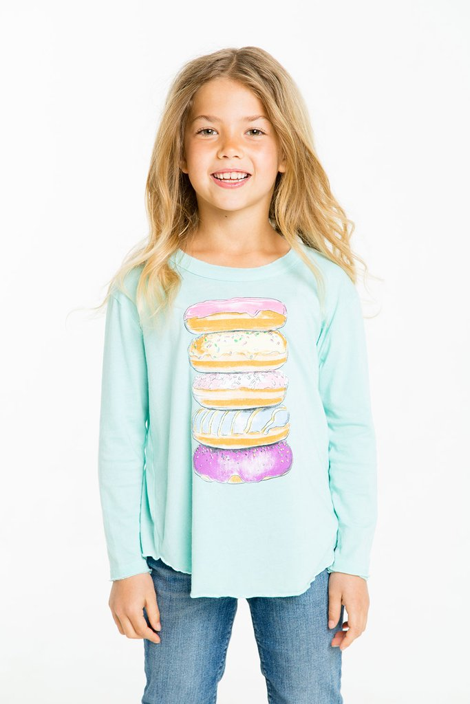 CHTW36 Girls Vintage Jersey Long Sleeve - T. Georgiano's
