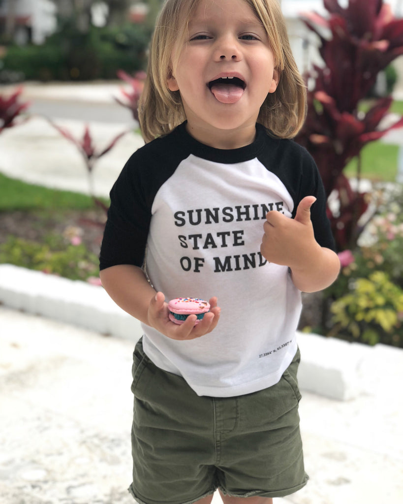 The Byron - Sunshine State of Mind Toddler - T. Georgiano's