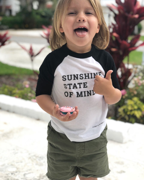 The Byron - Sunshine State of Mind Toddler