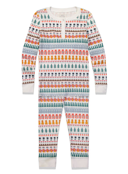 Kids Band Weave Pajama Set