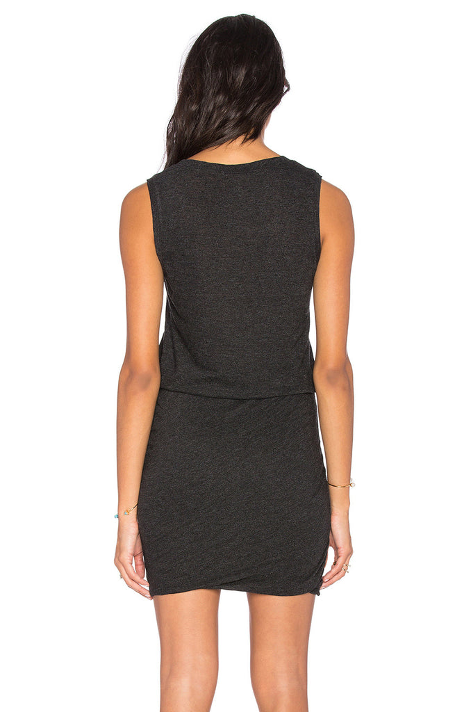 Lanston Ruched Mini Dress