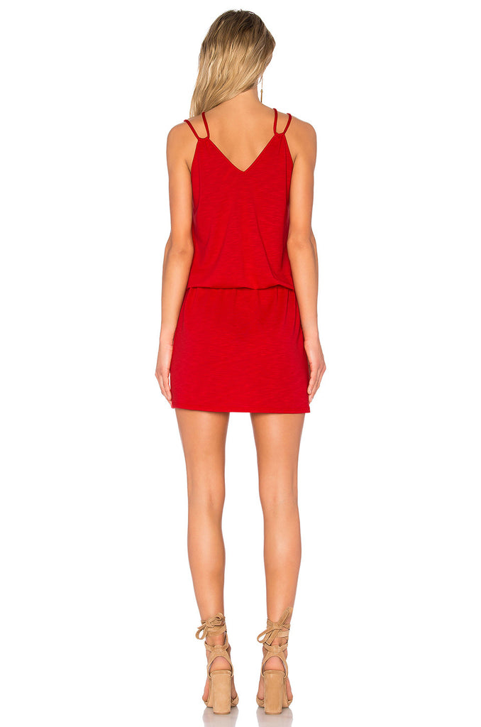 The Lanston Cross Front Dress - T. Georgiano's