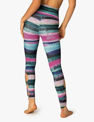 BEYOND YOGA Lux Half Moon Midi Legging