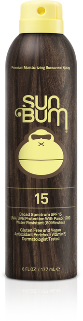 Sun Bum SPF 15 Spray - 6oz