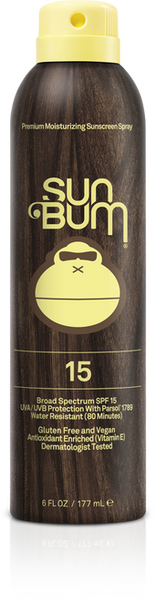 Sun Bum SPF 15 Spray - 6oz - T. Georgiano's