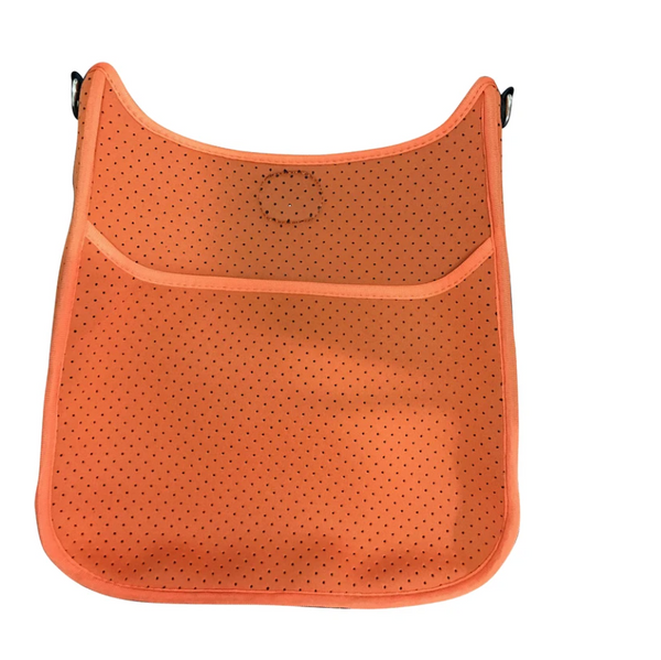Perforated Neoprene Messenger- N103OP