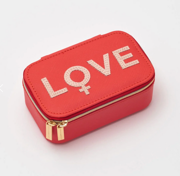 EBP4466 LOVE MINI JEWELRY BOX - T. Georgiano's