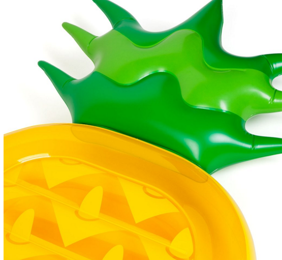 SUNNYLIFE Luxe Float Pineapple