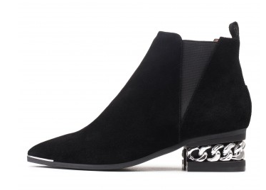 Jeffrey Campbell Otis Heeled Bootie - T. Georgiano's
