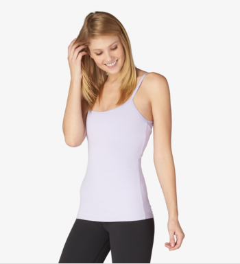 BEYOND YOGA Kate Spade Cinched Bow Tank