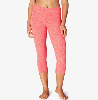 Beyond Yoga Spacedye Stretch Capri Legging