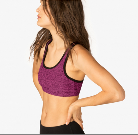 Beyond Yoga Lightweight Racer Bra