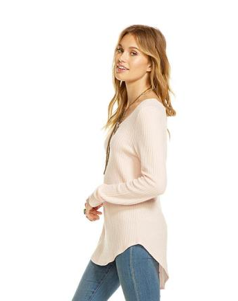 Chaser Thermal L/S Wide Neck Dolman W/ Pocket (Sept. 2017)