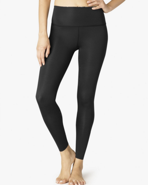 EC3262 Flip It And Reverse It High Waisted Long Legging - T. Georgiano's