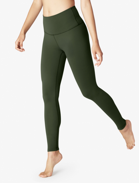 Beyond Yoga Take Me Higher Legging Jungle Palm