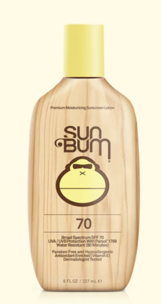 Sun Bum SPF 70 Lotion - 8oz - T. Georgiano's