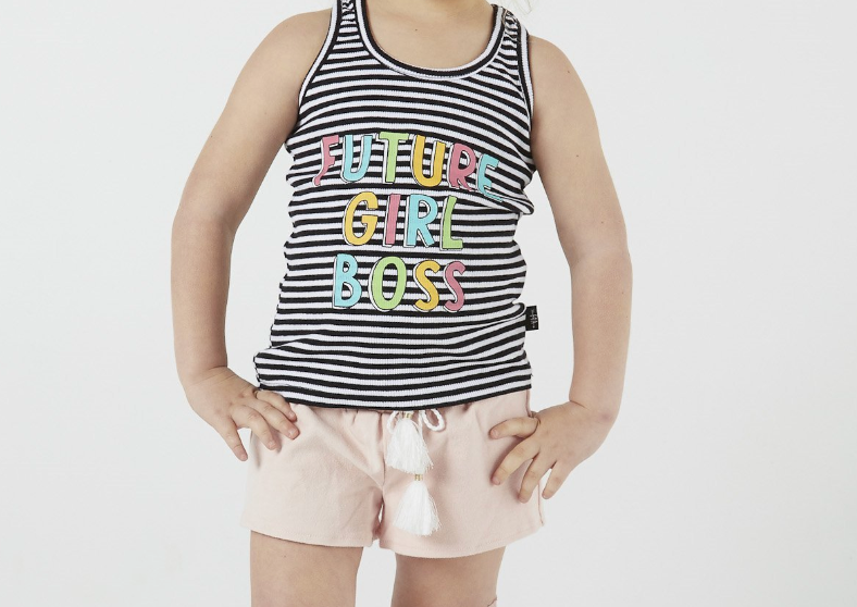 Girl Boss Avery Tank - T. Georgiano's