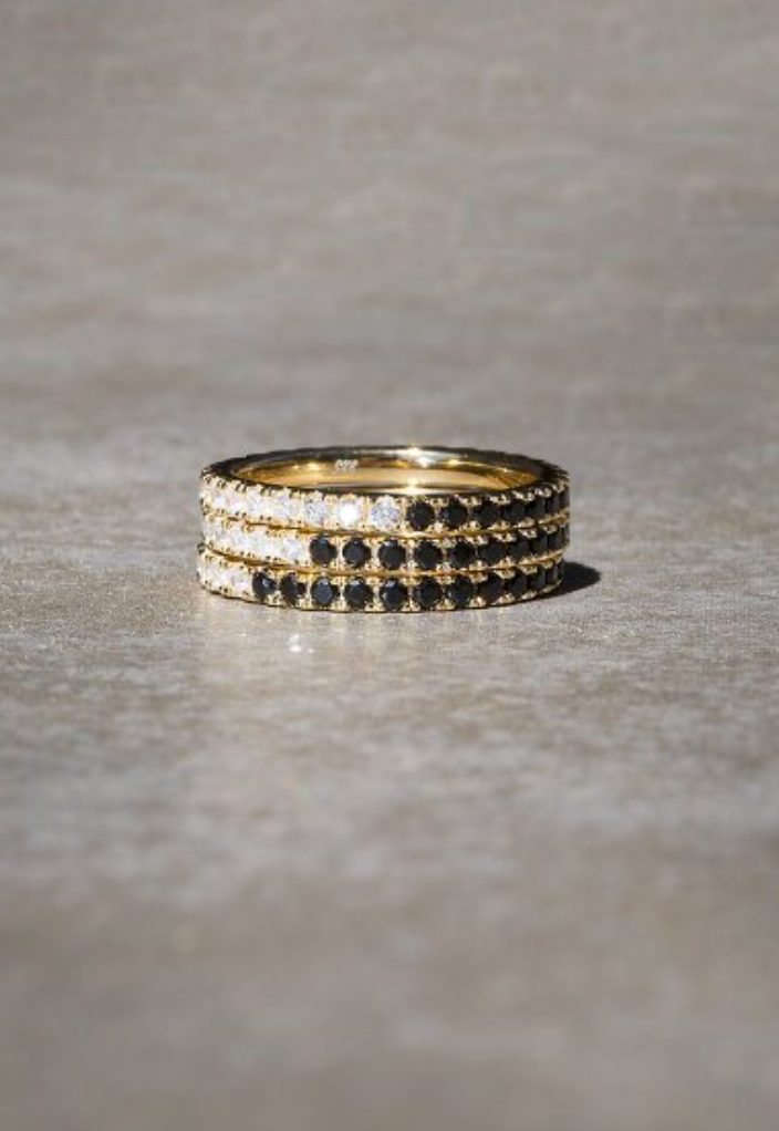 Eternity band in Edge - T. Georgiano's