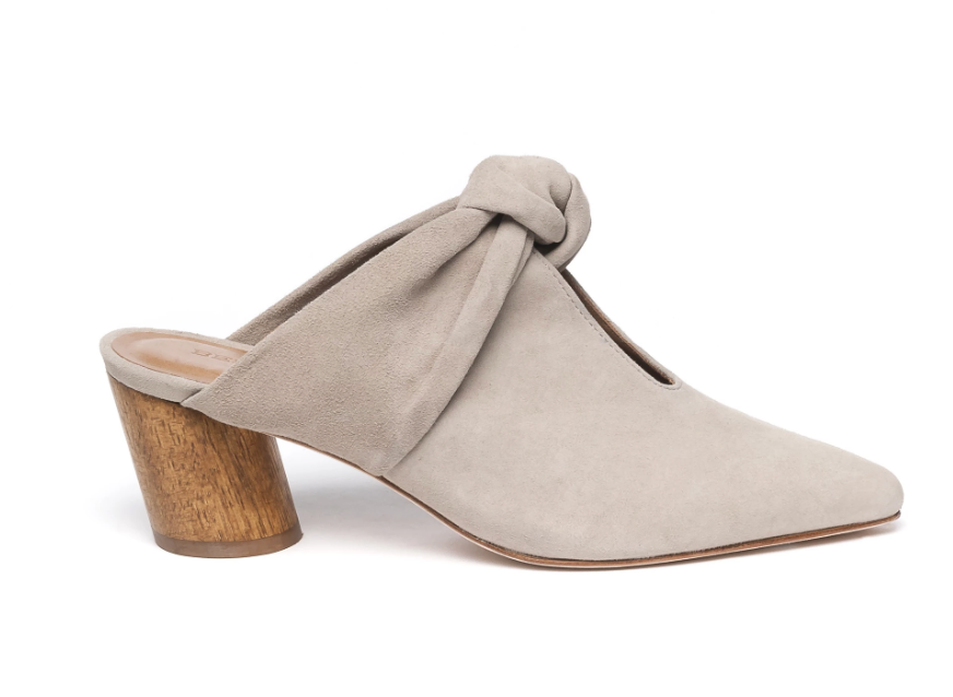 Finley Knotted Mule