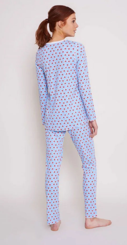 Roberta Roller Rabbit Love Bug Pajamas - T. Georgiano's