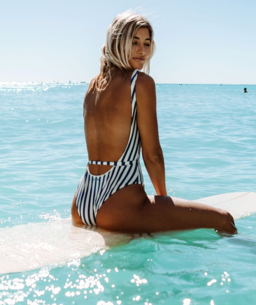 Blue By U One Piece Swim