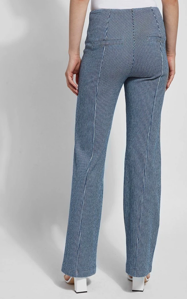 Denim Trouser Pattern - T. Georgiano's