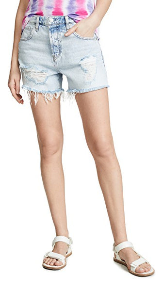 Jade Boyfriend Short - T. Georgiano's
