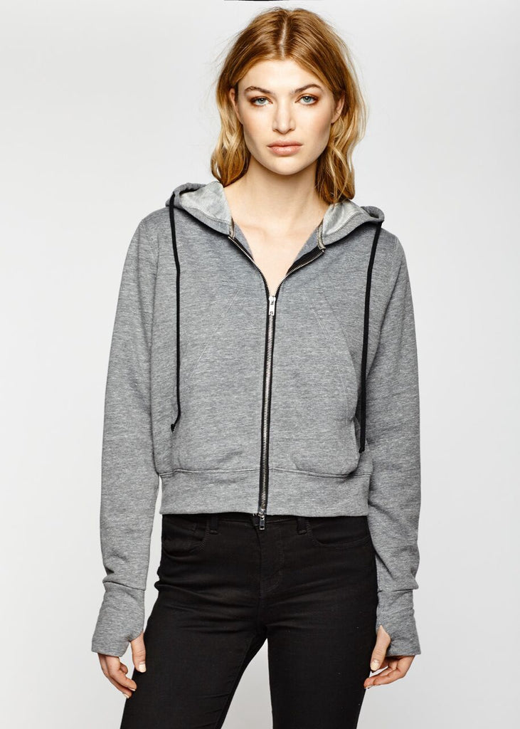 Nesh NYC The Cropped Play Hoodie - T. Georgiano's